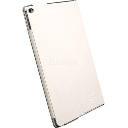 Krussel Malmo tablet Case for iPad Air 2, белый чехол-подставка, пластик, Белый