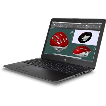 "HP ZBook 15U G3 15.6"", Intel Core i7, 2500МГц, 8Гб RAM, 256Гб, Черный, Wi-Fi, Windows 10, Windows 7, Bluetooth"