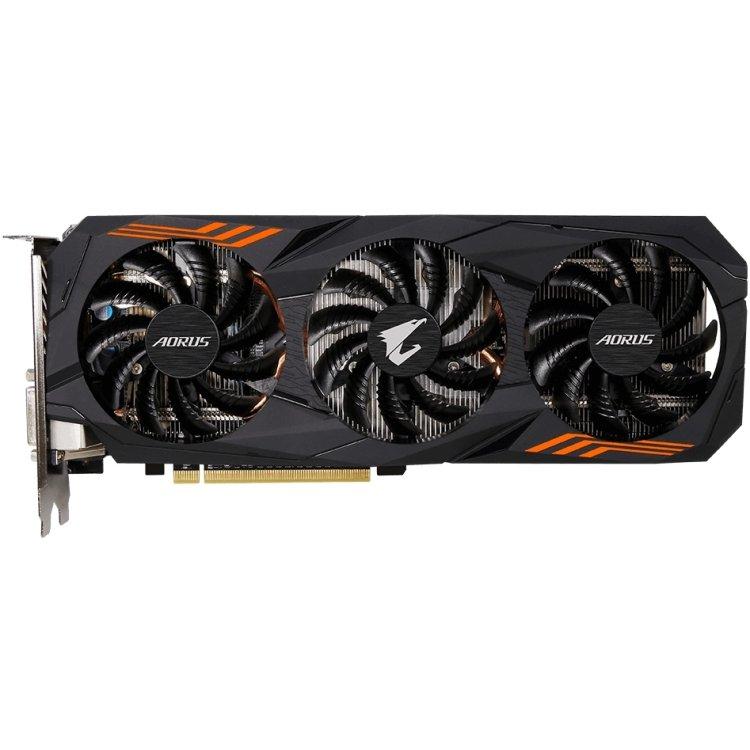 Gigabyte Aorus GeForce GTX 1060 6G 9Gbps rev. 2.0