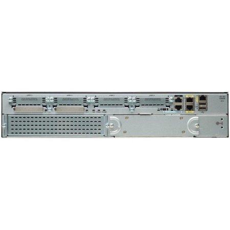 Cisco CISCO2911R/K9 Черный, 1000Мбит/с, 2.4