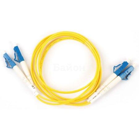Оптический (патч-корд), MM, 50/125 (OM2), LC/UPC-LC/UPC,(Duplex),3м