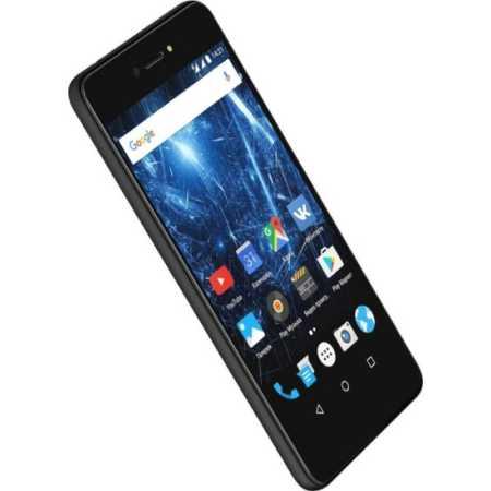Highscreen Razar 16Гб, Черный, Dual SIM, 4G LTE, 3G
