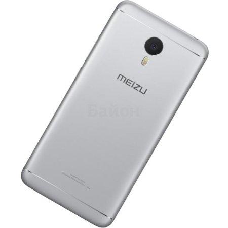 Meizu M3 Note L681H 32Гб, Серебристый