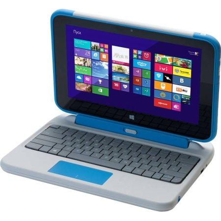 "IRU Transformer C1003 10.1"", Intel Celeron, 1460МГц, 2Гб RAM, 32Гб, Голубой, Wi-Fi, DOS, Bluetooth"