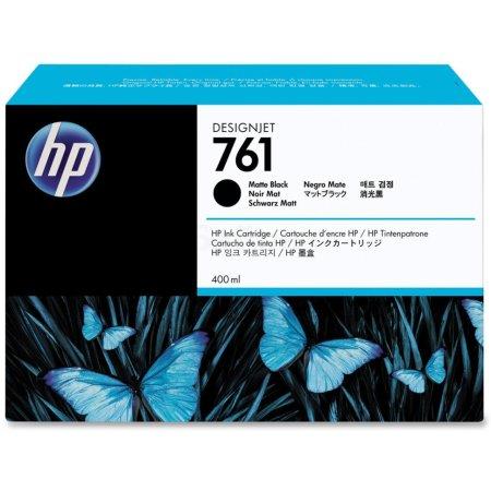 HP 761 Матовый черный, Картридж струйный, Стандартная, нет