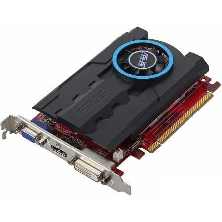 Asus AMD Radeon R7 240 1024Мб, DDR3, 600MHz /R7240-1GD3/