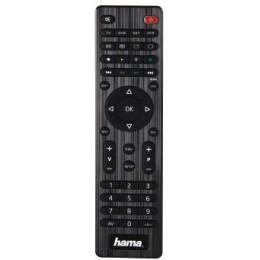 Универсальный пульт Hama H-12183 черный
