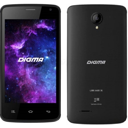 Digma Linx A400 Не указан