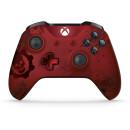 Геймпад беспроводной Microsoft Xbox One ФК Динамо «Чёрный паук» Gears of War, Красный