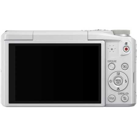 Panasonic Lumix DMC-TZ57 Белый, 16