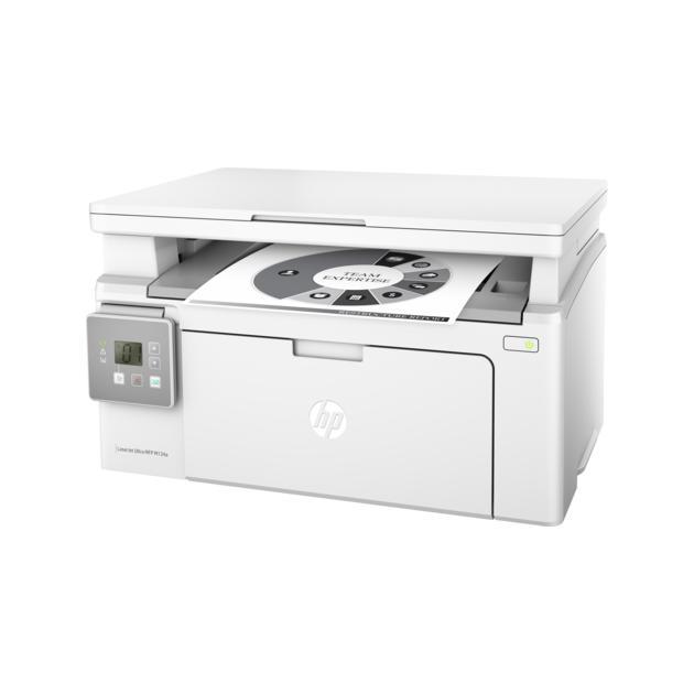 HP LaserJet Ultra M134a Лазерный  светодиодный, Белый, Черно-белая, А6