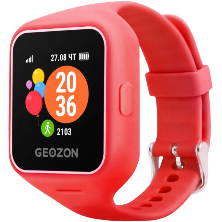 Geozon Life red