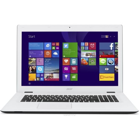 "Acer Aspire E5-573G-58ST 15.6"", Intel Core i5, 1.7МГц, 4Гб RAM, DVD-RW, 500Гб, Белый, Wi-Fi, Windows 10, Bluetooth"