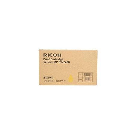 Ricoh MP CW2200 , Тонер-картридж, Стандартная, нет Желтый