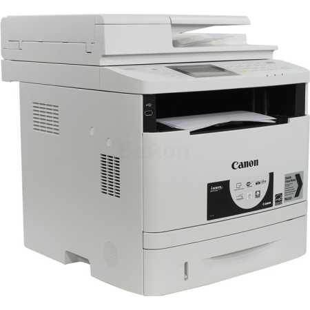 Canon i-Sensys MF411dw Лазерный \ светодиодный, Серый, Черно-белая, А4