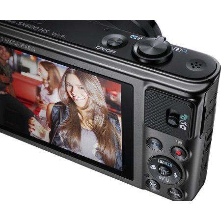 Canon PowerShot SX620 HS Черный