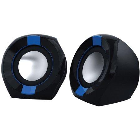Oklick OK-203 Черный, 2.0, нет, Пластик