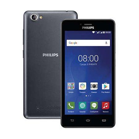 Philips S326 Темно-серый