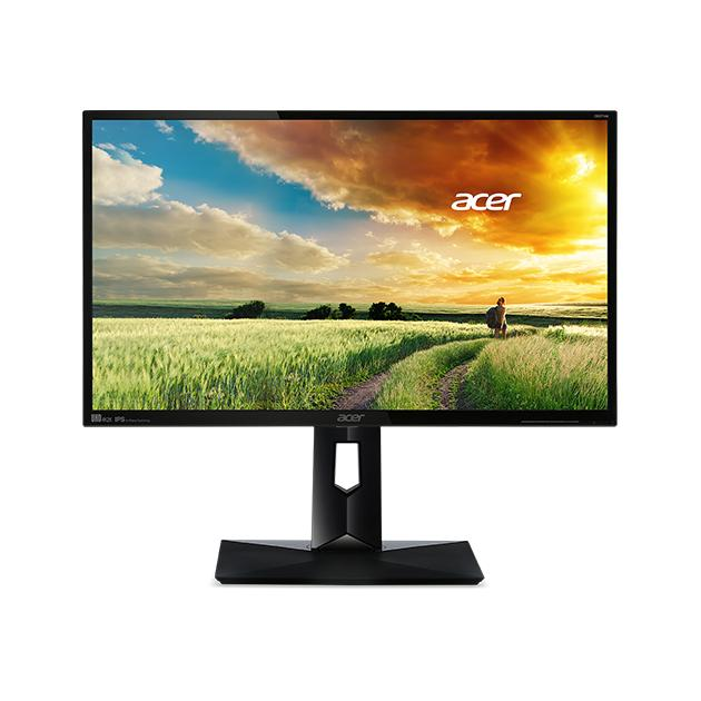 Acer CB271Hbmidr 27, Черный, DVI, HDMI, Full HD
