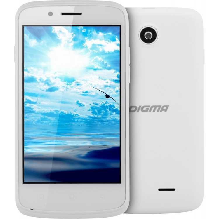 Digma Linx A420 3G 4Гб, Dual SIM, 3G