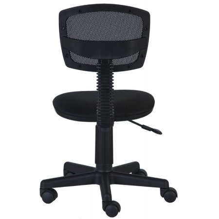 Кресло Бюрократ CH-299NX/15-21 спинка сетка черный сиденье черный 15-21