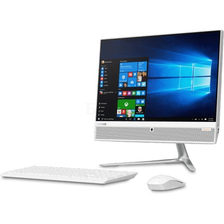 Lenovo AIO 510-22ISH 1 Тб HDD, Белый, 8Гб, 128Гб, Windows, Intel Core i5