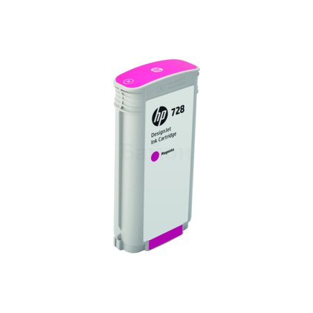 HP Inc. Cartridge HP 728 для НР DJ Т730/Т830 130-ml Magenta InkCart