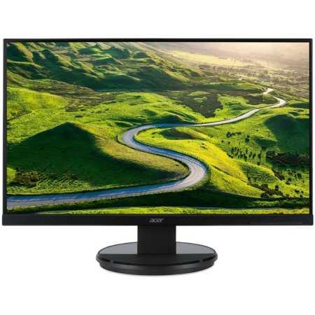"""Acer K272HLEbd 27"""", Черный, MVA, 1920x1080, Full HD, DVI"""