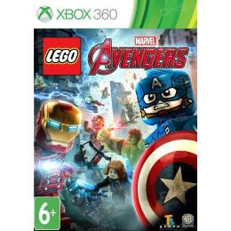 LEGO: Marvel Мстители Xbox 360, Английский Xbox 360, Английский