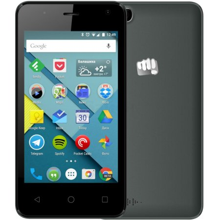 Micromax Canvas Pace mini Q401 Черный