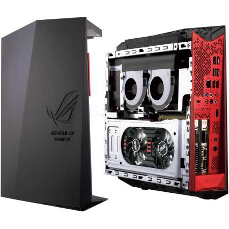 Asus ROG G20CB-RU019T 3400МГц, 16Гб, Intel Core i7 6700 , 2256Гб