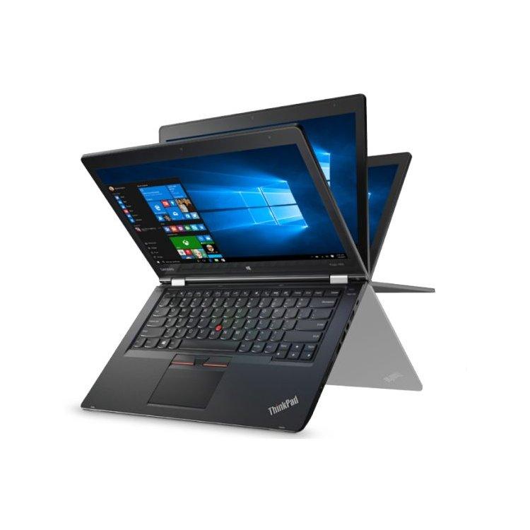 "Lenovo ThinkPad Yoga 460 20EL0014RT 14"", Intel Core i5, 2300МГц, 4Гб RAM, DVD нет, 520Гб, Черный, Wi-Fi, Windows 10 Pro, Bluetooth, 3G"