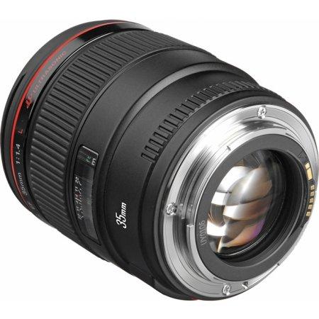 Canon EF 35mm f/1.4 L USM Canon EF, Canon EF-S, Широкоугольный, Совместимость с полнокадровыми фотоаппаратами
