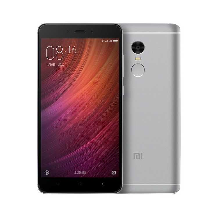 Xiaomi Redmi Note 4X 32Gb+3Gb Серый