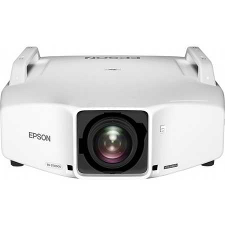 Проектор EPSON EB-Z10000U стационарный, Белый