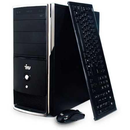 IRU Corp 310 MT 3500МГц, 4Гб, Intel Pentium, 500Гб