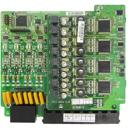 Ericsson-LG Ericsson LG iPECS eMG80 CO Trunk/Hybrid Extension board (4CO+16S). No universal slot for 2nd option board expansion