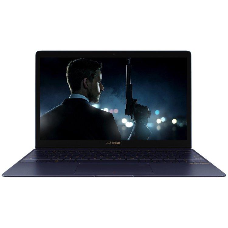 "ASUS ZenBook 3 UX390UA 12.5"", Intel Core i7, 2700МГц, 8Гб RAM, DVD нет, 512Гб, Wi-Fi, Windows 10, Bluetooth"