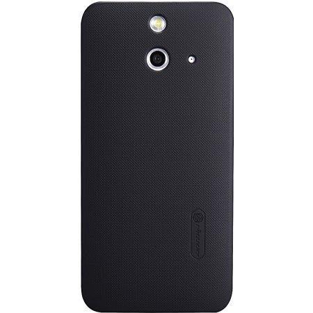 Nillkin Super Frosted Shield для HTC One E8 накладка, поликарбонат, Черный