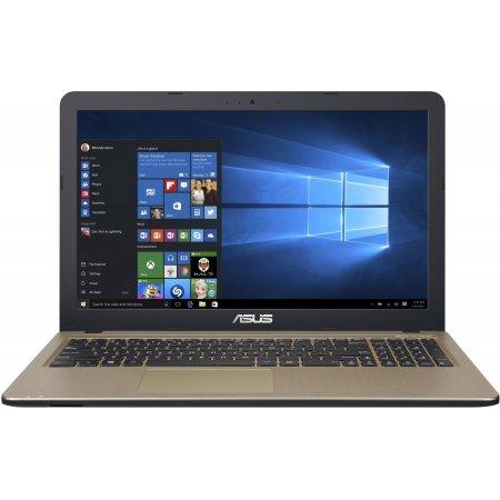 "Asus VivoBook X540SA-XX018T 15.6"", Intel Pentium, 1600МГц, 4Гб RAM, DVD-RW, 512Гб, Черный, Wi-Fi, Windows 10, Bluetooth"
