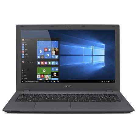 "Acer Aspire E5-573G-P3FV 15.6"", Intel Pentium, 1.7МГц, 4Гб RAM, DVD-RW, 500Гб, Черный, Wi-Fi, Windows 10, Bluetooth"