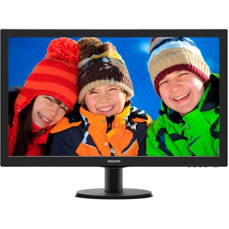 "Philips 273V5LHSB 27"", Черный, HDMI"