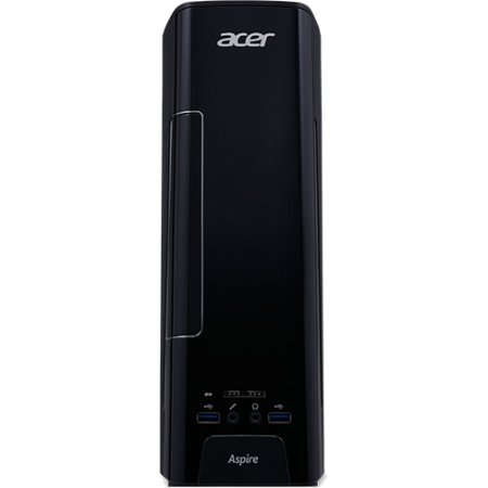 Acer Aspire XC-780 Intel Core i3, 3700МГц, 4Гб RAM, 500Гб, DOS, Черный