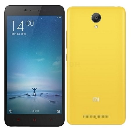 Xiaomi Redmi Note 2 32Гб, Желтый