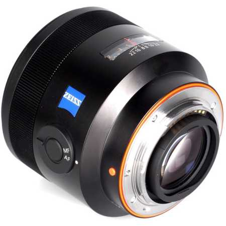 Sony Carl Zeiss Planar T* 50mm f/1.4 ZA SSM 50F14Z Стандартный, Sony A, Совместимость с полнокадровыми фотоаппаратами