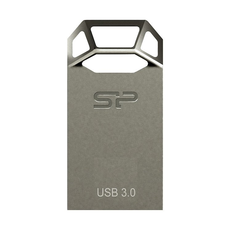 Silicon Power Jewel J50 32Gb 32Гб, металл, USB 3.0