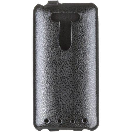 iBox Premium УТ000007936 вертикальный флип, полиуретан, Черный