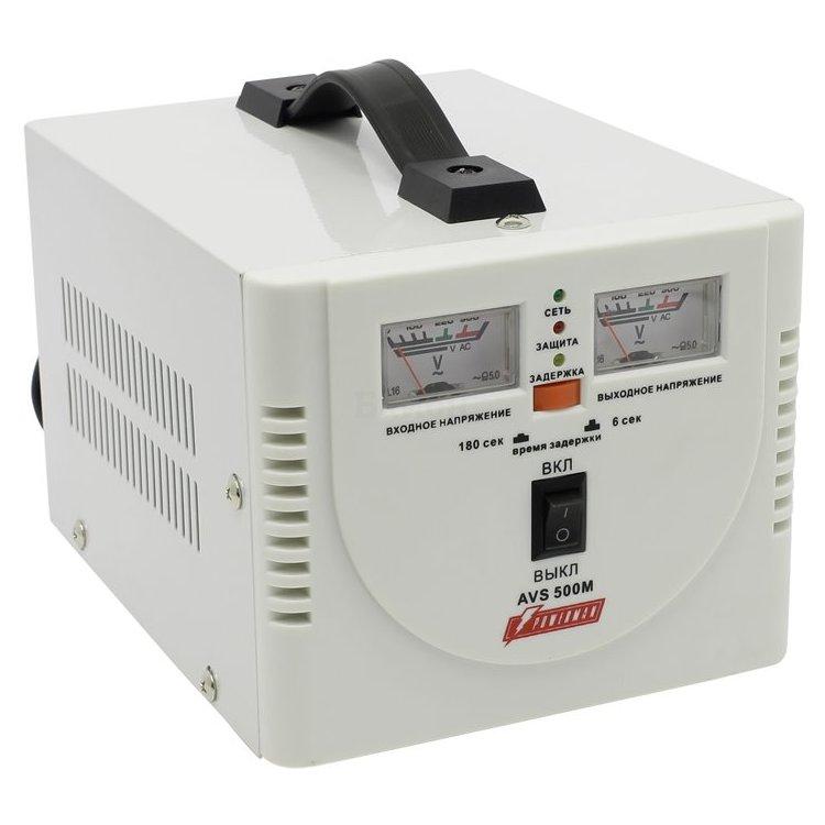 Powerman AVS 500M однофазный, 500ВА