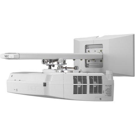 NEC UM301W стационарный, Белый