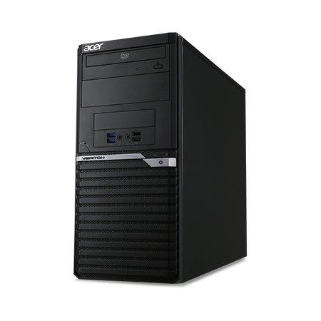 Acer Veriton M4640G MT Intel Core i7, 3400МГц, 16Гб RAM, 1128Гб, DOS